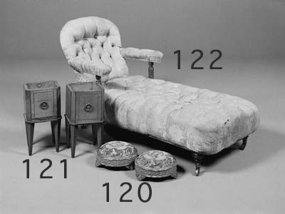 A Howard daybed