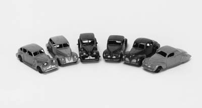DINKY 39 SERIES AND OTHER US C