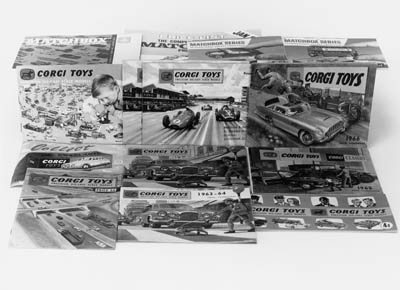 MANUFACTURER'S CATALOGUES 1960