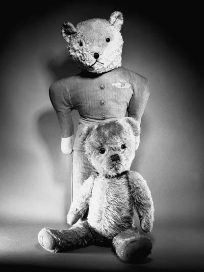 A PIXIE TOYS TEDDY BEAR