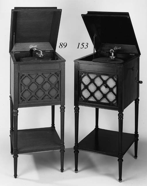 A Moderne Edison Disc Phonogra
