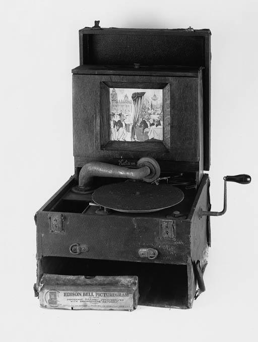 An Edison Bell Picturegram