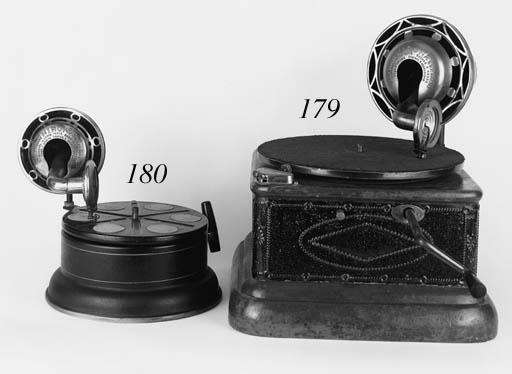 A Nirona gramophone,
