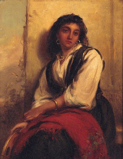 THOMAS KENT PELHAM (FL.1860-18