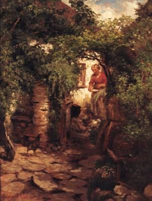 OSWALD ADALBERT SICKERT (1828-