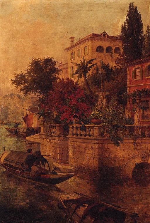 RUBENS ARTHUR MOORE (EXH.1881-