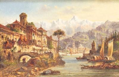 FELICE A. REZIA (FL.1866-1902)