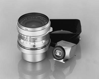 Super-Angulon f/3.4 21mm. no. 2055621