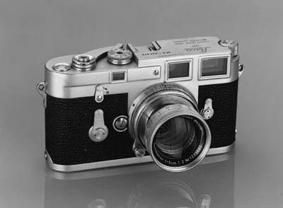Leica M3 no. 836878