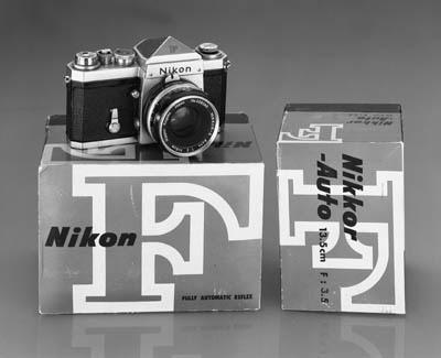 Nikon F no. 6435287