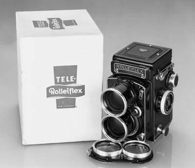Tele-Rolleiflex no. S2303335