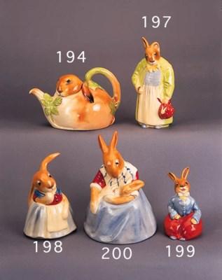 'Billy Bunnykin' D6001