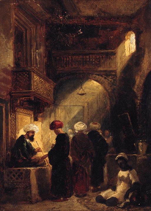 William James Muller (1812-1845)