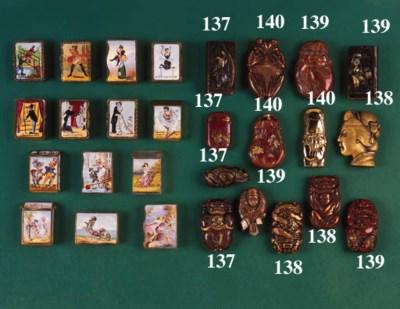 Three Oriental Cases,