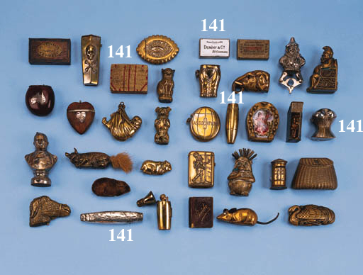 Brass Figurals and others,