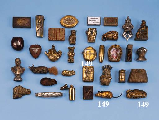 Brass Figurals,