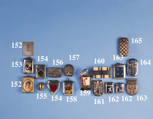 Three Various Vesta Cases,