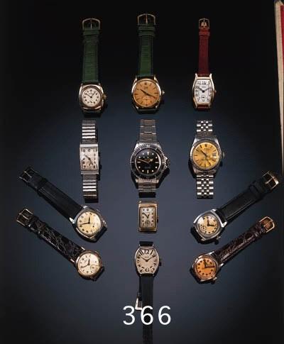 Rolex, a gentleman's rare and