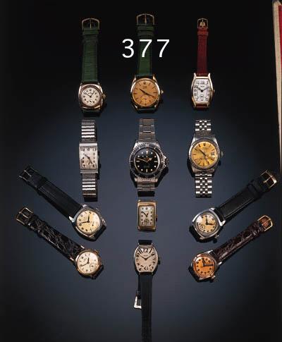 Rolex, a gentleman's gold wris