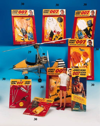 GILBERT TOYS AND ACCESSORIES