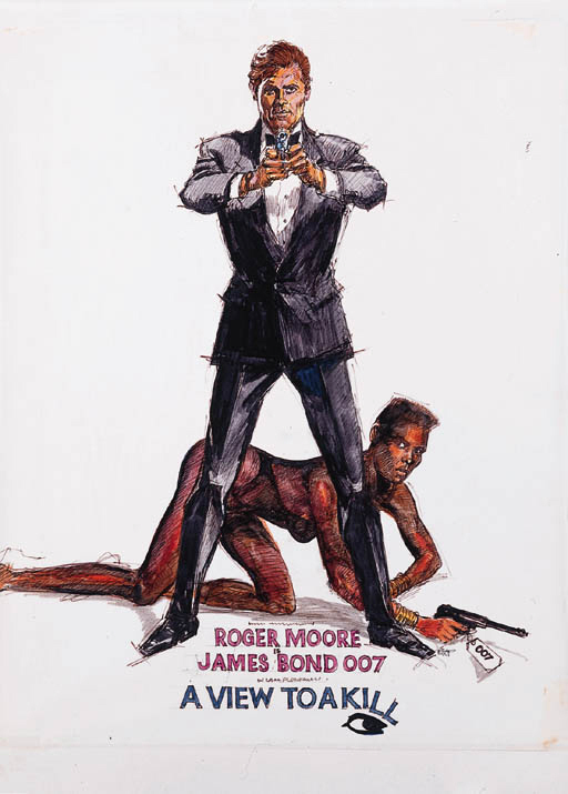 A VIEW TO A KILL, 1985