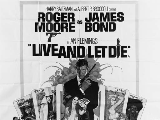 LIVE AND LET DIE, 1973