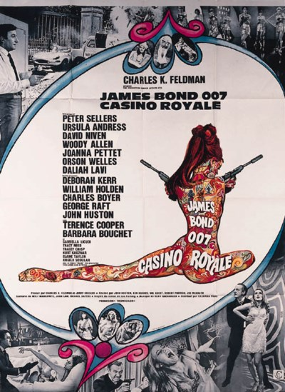 Casino Royale, 1967