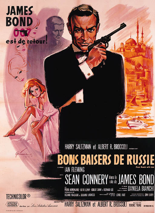 From Russia With Love/Bon Bais