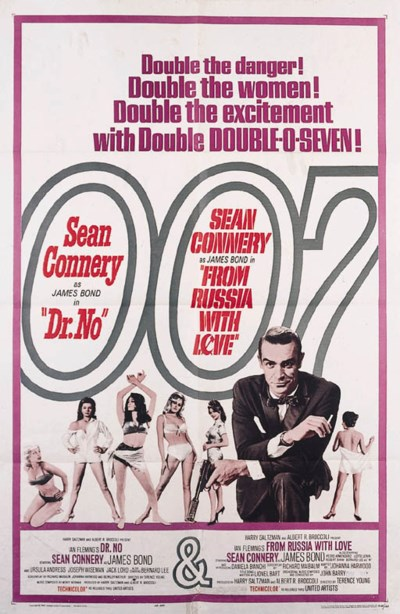 From Russia With Love/Dr. No,