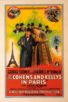 THE COHENS AND KELLYS IN PARIS