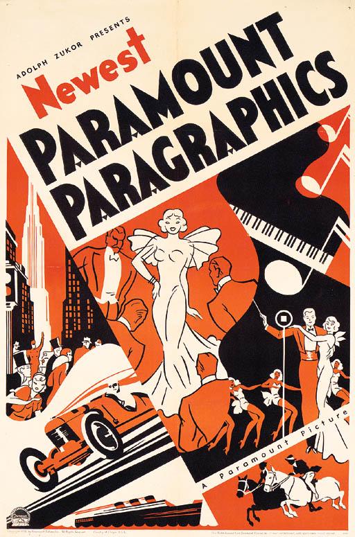 PARAMOUNT PARAGRAPHICS