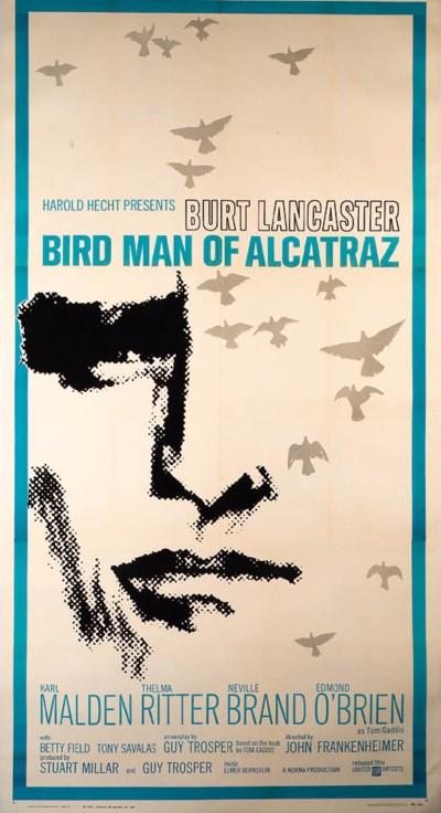 THE BIRDMAN OF ALCATRAZ