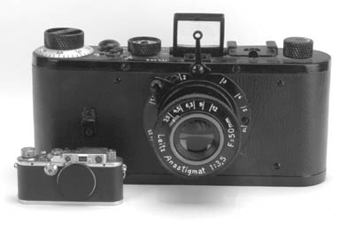 Display Null-Series Leica
