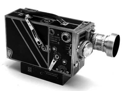 Cine-Kodak Special II camera