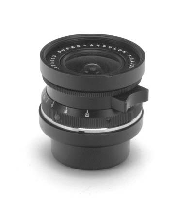 Super-Angulon f/3.4 21mm. no. 2673013
