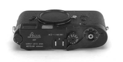 Leica M2 no. 1163351