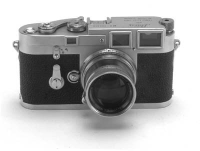 Leica M3 no. 702114