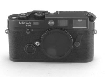 Leica M6 no. 1726097