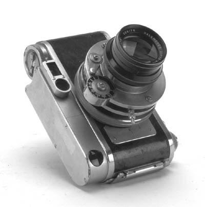 Prototype 35mm camera