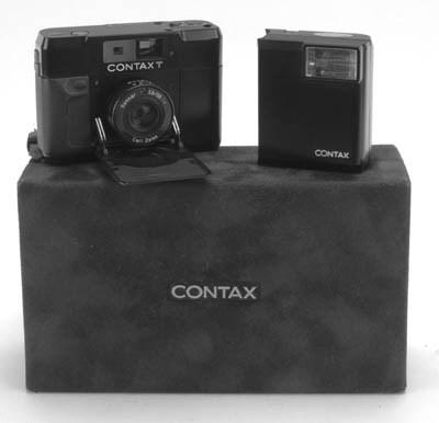 Contax T no. 033115