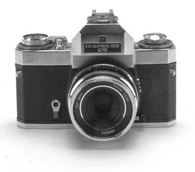 Icarex 35CS camera