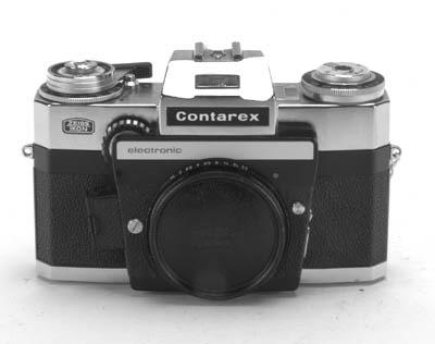 Contarex Electronic no. G36125