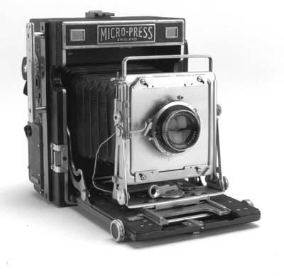 MPP Micro Press camera