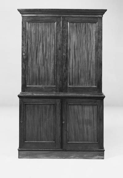 A Victorian mahogany Estate ca