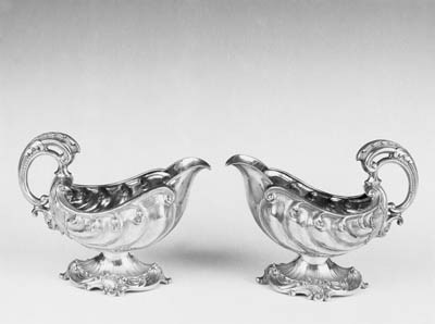 A pair of late 19th century Ge