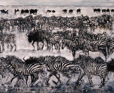 COBUS VAN DER WALT (B.1965), SOUTH AFRICAN