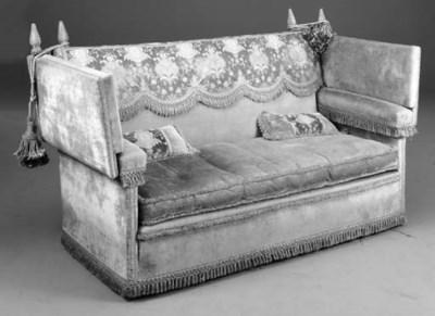 A Knole sofa, 20th century