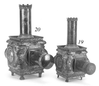 Lampascope Carrée magic lanter