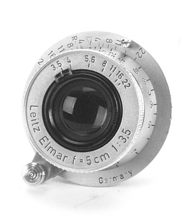 Elmar 5cm. f/3.5 no. 1123772