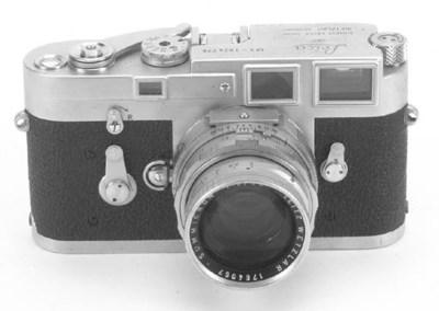 Leica M3 no. 1024778